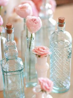 Hot new wedding trend: Pantone colours 2016. #wedding #decor #pantone #colours