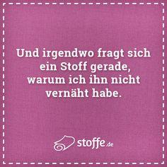 Wer denkt hier an wen ;-) #meme #spruch #sprüche #quote #nähen