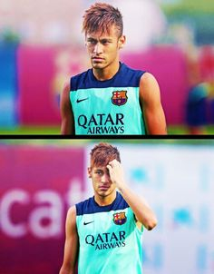 Neymar Messi And Neymar, Lionel Messi, Good Soccer Players, Football Players, Inspirational Soccer Quotes, Neymar Barcelona, Boyfriend Pictures, Chelsea Fc, Ronaldo