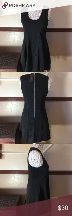 ⭐️NWT⭐️Little Black Dress Very cute little black dress! It is new with tags from a smoke free home. Very flattering fit. This dress is great to be worn casual or dress up to wear out on the town! Romeo & Juliet Couture Dresses Mini