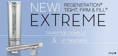 Don't you wish you the power to turn back time?  Now you do with BeautiControl's Tight Firm and Fill Extreme Tri-Peptide Complex.  Quite simply the product on the market.  Instant results for a lifetime of beautiful skin.