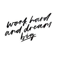 hard work & big dreams ] @phairytale ∞➳ #phairytalestyle