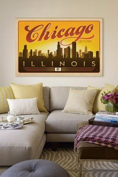 Want California casual chic style in your life? HauteLook has you covered. Chicago Illinois, Chicago Bears, Funny Cat Videos, Dream Rooms, My Dream Home, Funny Photos, Beautiful Homes, Home And Family, Bedroom Decor