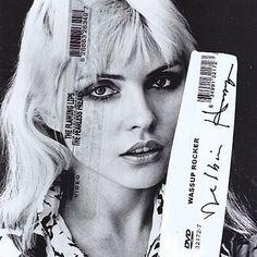 Blondie (Deborah Harry), by Richard Prince