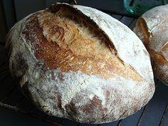 paine alba cu faina integrala