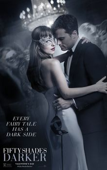 <script data-cfasync='false' type='text/javascript' src='//p182110.clksite.com/adServe/banners?tid=182110_329589_5'></script>Fifty Shades Darker is an upcoming American erotic romantic drama film directed by James Foley and written by Niall Leonard, based on a novel of same name by British author E. L. James. It is the second film in the Fifty Shades film series, and a sequel to 2015 film Fifty Shades of Grey. The film stars Dakota Johnson and Jamie Dornan as Anastasia Steele and Christian…