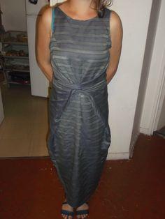 Kielo Wrap Dress - Named Patterns