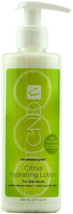 CND Citrus Hydrating Lotion - 8 oz