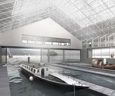 steamboat museum . windermere - 6A Architects
