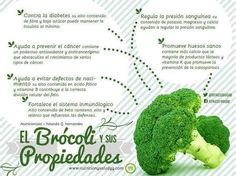 "BROCOLI, UN SUPERALIMENTO<br/>Noticia relaiconada: <br/>Brócoli: el ""súper-alimento"" de... 