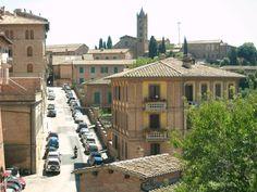 Siena.- vistas Toscana