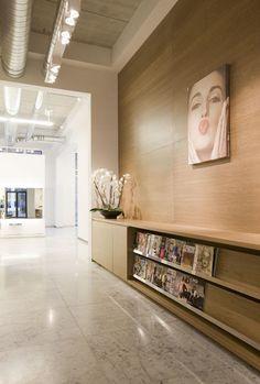 Rob Peetoom Hair & make up by bruut., Eindhoven Netherlands store design