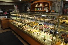 Angelos Italian Bakery & Market is a bakery with an atmosphere of class and sophistication and the feel of a worldly gourmet experience.