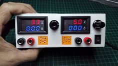 This is a small size power supply with low cost and easy to make that only taking about 5 more hours. I was very happy with it and would share with you.Power Supply...