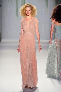 Jenny Packham at New York Fashion Week Spring 2014