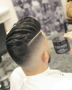 Trending Hairstyles For Men, Mens Hairstyles Fade, Hairstyles Haircuts, Modern Haircuts, Cool Haircuts, Haircuts For Men, Short Hair Cuts, Short Hair Styles, Tapered Haircut