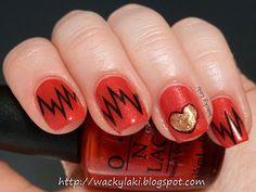 Valentine's Day! #nail #nails #nailart