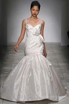 Kenneth Pool for Amsale Allegria Couture Wedding Gowns Discount Designer Bridal Dress Celebrity Wedding Dresses, Wedding Dresses For Sale, Bridal Dresses, Discount Designer Wedding Dresses, Designer Dresses, Couture Wedding Gowns, Bridal Dress Design, Austin Scarlett, Trumpet Gown