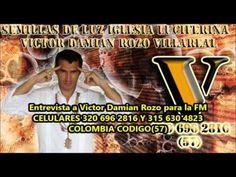 ENTREVISTA de victor damian rozo PARA LA FM CON VICKI DAVILA (primera pa...