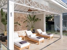 New Hampton house extension at Hawthorne / Brisbane. Renovation to existing early 1900 Queenslander house. Hamptons Style Homes, Hamptons House, The Hamptons, Outdoor Rooms, Outdoor Living, Outdoor Areas, Pool Gazebo, Building Aesthetic, Queenslander House