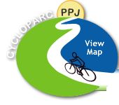 Hop on your bike and explore the Pontiac, Outaouais, Quebec View Map, Quebec, Cycling, Bike, Logos, School, Bicycle Kick, Biking, Bicycle