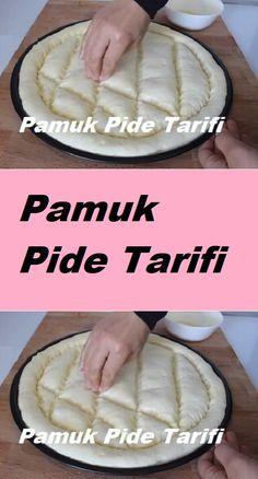 Pide-Atıştırmalık tarifler – The Most Practical and Easy Recipes Egg Recipes, Pizza Recipes, Cooking Recipes, Doughnut Stand, Pizza Logo, Logo Food, Turkish Recipes, Food Labels, Healthy Baking