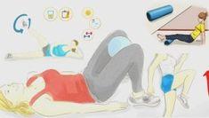 10 nietypowych sposobów na wysmuklenie ud i pośladków Tai Chi, Gymnastics, Cardio, Workout, Sports, Baby, Fitness, Hs Sports, Work Out