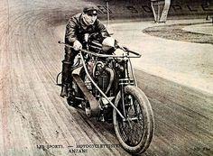 Anzani Motorcycle