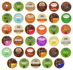 I'm not sure why, but just seeing K-cups makes my mouth water. Is there something wrong with me?!