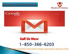 Is Change Gmail Password 1-850-366-6203 important? Change Gmail Password is so important because if you don't know how to recover your Gmail account password then it means you are not from this digital era. Our team makes sure that your Gmail password issues won't last long so ever. So, make a call at 1-850-366-6203 which can be from anywhere at any time. http://www.monktech.net/gmail-forgot-password-recovery.html
