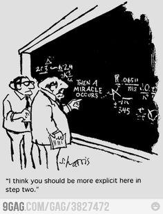 My kind of math