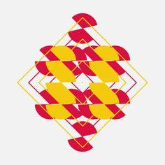 Geometric Animations / 170716 gif processing creative coding generative art geometry everyday daily art geometric pattern http://ift.tt/2vrxXOh