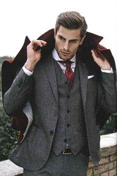 Suit & Tie! Mens Fashion Trends