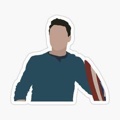Sebastian Stan Stickers
