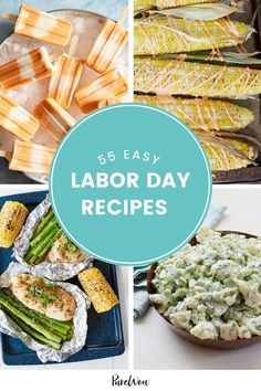 Celebrate the unofficial end of summer the best way you can: with lots of BBQ staples and seasonal produce. Here are 55 Labor Day recipes that are just as impressive as they are easy. #LaborDay #recipes #BBQ Best Dinner Party Recipes, Backyard Birthday Parties, In Season Produce, Picnic Foods, Bbq Grill, Summer Salads, Main Dishes, Easy Meals, Veggies
