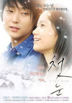 Virgin Snow #KOREAN MOVIE #한국 영화 #LEE JUN KI