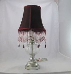 Hey, I found this really awesome Etsy listing at https://www.etsy.com/listing/222155998/medium-lampshade-with-lamp-red-shade