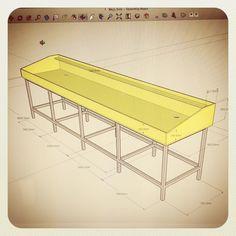 Building my new darkroom sink by iswansoerjanto