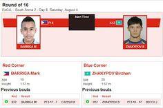 OLYMPICS 2012: Mark Barriga (Philippines) vs Kazakhstan Boxing Live Streaming | Philippine TV Ratings