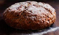 Bread of heaven: seeded soda bread.