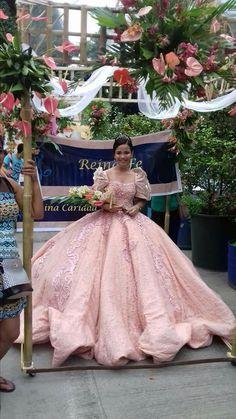 Santacruzan 18th Birthday Dress, 18th Birthday Party, Birthday Dresses, Barot Saya, Filipino Debut, Debut Dresses, Filipiniana Dress, Great Gatsby Theme, Filipino Culture