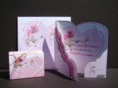 wedding kit on Craftsuprint designed by Cynthia Berridge - made by beverly carmichael - Printed on to good quality glossy photo paper. Cut out all pieces. Assembled the card following the directions included in the kit. Added a few rhinestones to further enhance this lovely design. Scored and folded the areas directed on the gift box and made up using a fast drying wet glue and added an elastic gold ribbon to enhance. Comes with a matching envelope. - Now available for download!