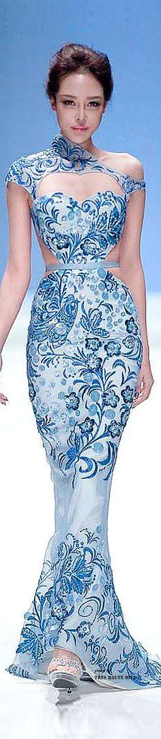 Zhang Jingjing Haute Couture