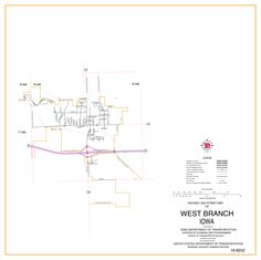 West Branch Iowa Map.13 Best City Of West Branch Iowa Images Iowa West Branch Cities