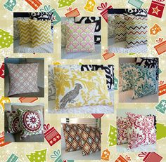 All pillow covers on $10