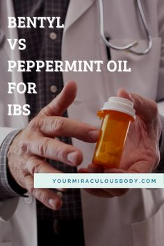 Medications commonly prescribed for IBS have really poor efficacy rates. No wonder more and more people are searching for other ways to find relief. One of them most commonly prescribed drugs, Bentyl, for pain and cramping has been shown to be no better than peppermint oil in clinical trials. #symptomrelief #naturalremedies #IBS #herbs #symptoms #abdominalpain #treatment #medicine Natural Treatments, Natural Remedies, Women's Health, Health And Wellbeing, Health Tips, Benefits Of Magnesium Supplements, Vitamins For Anxiety, Balance Hormones Naturally