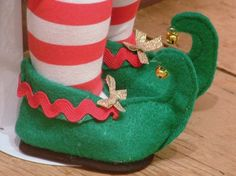 Little Elf Shoes for American Girl Dolls