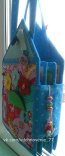 Кукольный домик для Вики, 7 лет