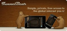 Want to Access American Netflix, Spotify and More? Use Tunnelbear http://www.turntherecordover.com/2014/06/want-to-access-american-netflix-spotify-and-more-use-tunnelbear/