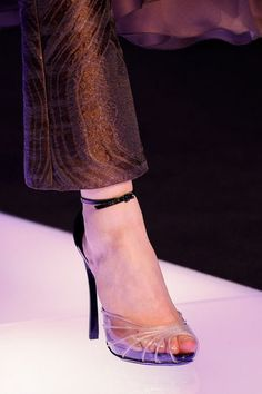 Os Sapatos da Paris Fashion Week 2013 - The Paris Fashion Week's Shoes 2013